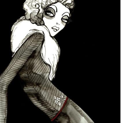 Кокетки от Cassandra Rhodin. Изображение № 7.