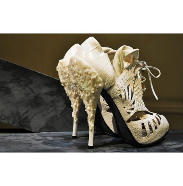 Николас Кирквуд сделает обувь для Peter Pilotto. Изображение № 7.