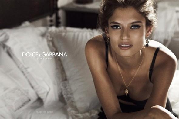 Кампания: Бьянка Балти для Dolce & Gabbana. Изображение № 9.