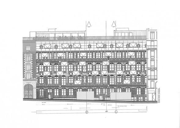 Hotel Fouquet Barrier. Изображение № 10.