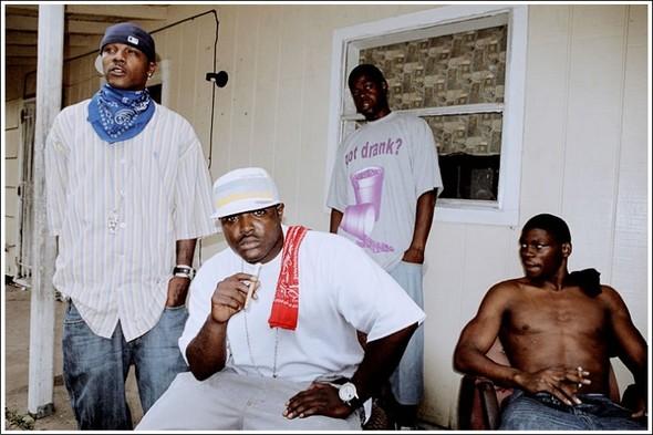 Жизнь Гетто – ItAin't Nothing Just Hip-Hop Music. Изображение № 11.