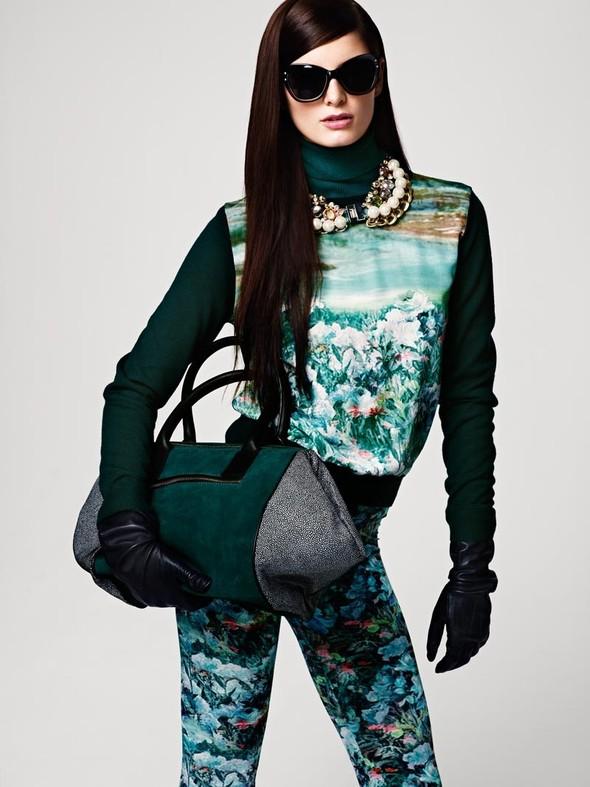 Лукбуки: H&M, Free People, Mango и Zara. Изображение № 11.