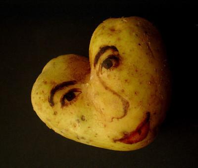 Картофельные портреты. Изображение № 9.