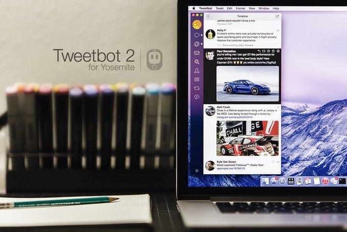 Официальный анонс редизайна Tweetbot. Изображение № 7.