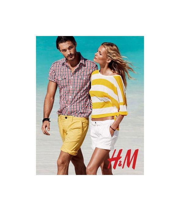 Изображение 12. Рекламные кампании: Topman, Holt Renfrew и H&M.. Изображение № 12.