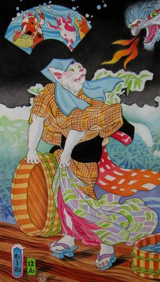 Звериная Япония Мойры Хан. Изображение № 20.