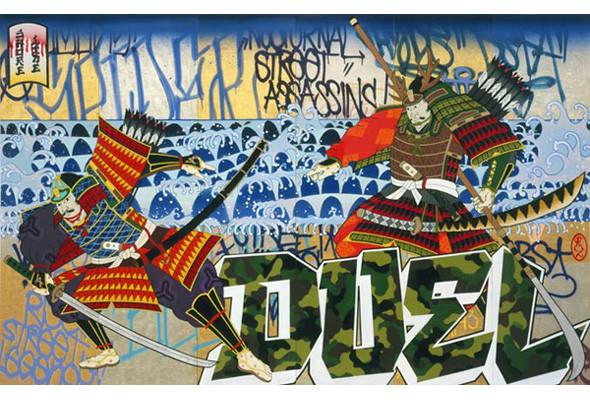 Найдено за неделю: Интерьеры Роя Лихтенштейна, неон-арт и граффити с гейшами. Изображение № 39.