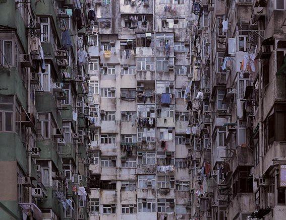 MIchael Wolf- бесконечные окна Гонконга. Изображение № 14.