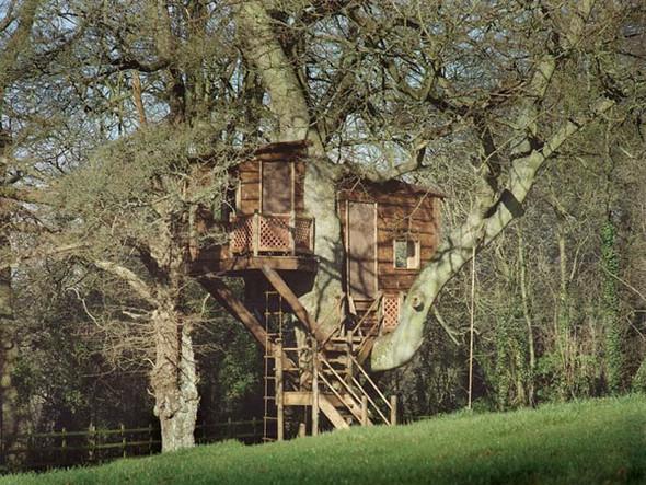 Дома надеревьях отAmazon Tree Houses. Изображение № 14.