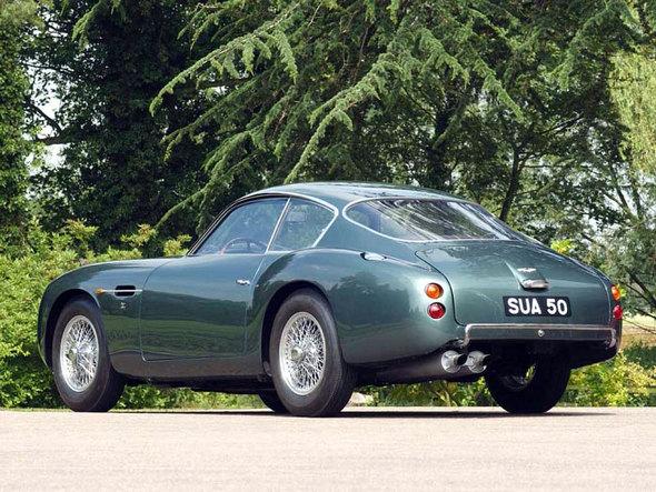Aston Martin DB4 GTZagato. Изображение № 2.