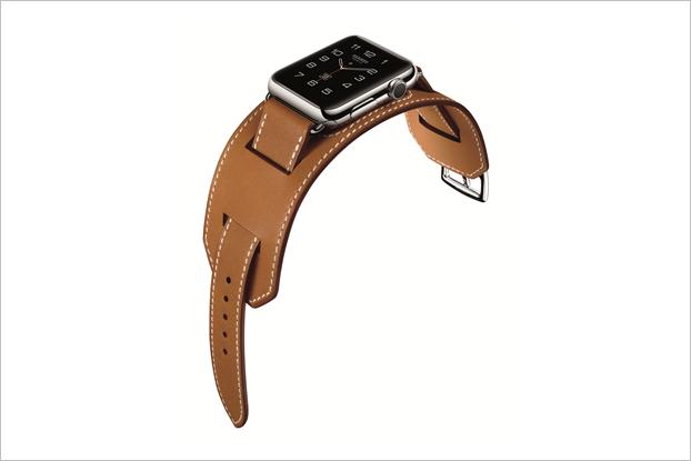 Apple Watch с ремешком Hermès. Изображение № 4.