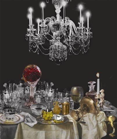 """Изображение 4. Шимон Окштейн в галерее """"Триумф"""".. Изображение № 3."""