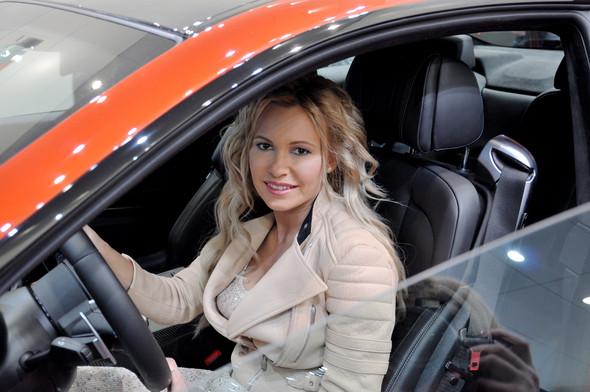 Natalia Freidina at 82nd Geneva International Motor Show. Изображение № 15.