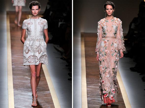 Показы Paris Fashion Week SS 2012: День 8. Изображение № 4.