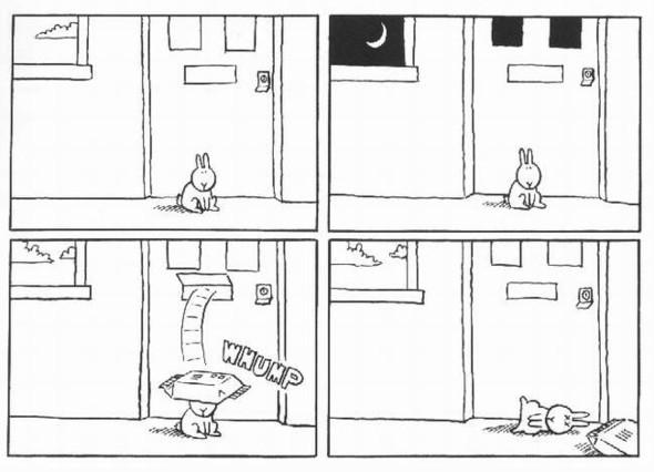 Кролики-самоубийцы(Bunny Suicides). Изображение № 50.
