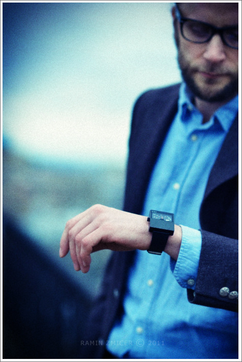 Void Watches дизайнер David Ericsson. Изображение № 7.