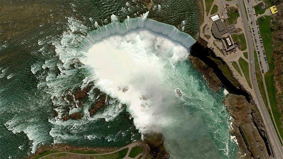 Снимки из космоса, напоминающие о хрупкости природы. Изображение № 24.