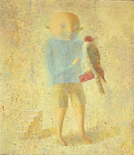 Наивная живопись Светланы Румак. Изображение № 19.