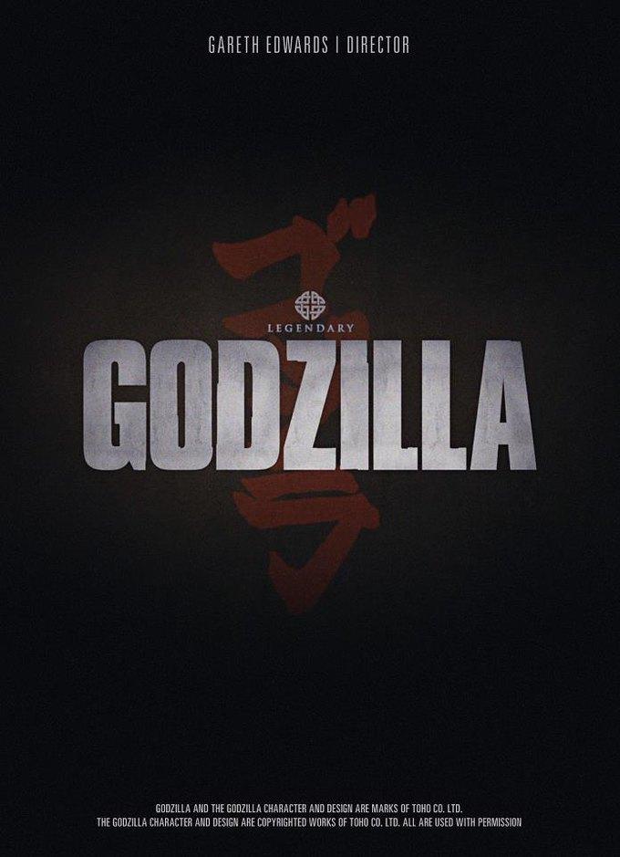 Постер новой «Годзиллы». Изображение № 4.