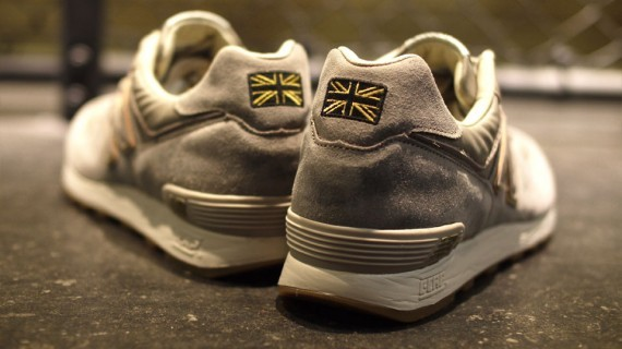 New Balance M576 The Road to London Pack. Изображение № 5.