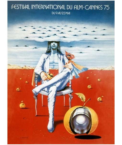 Изображение 29. Постеры: История Каннского кинофестиваля в плакатах.. Изображение № 37.
