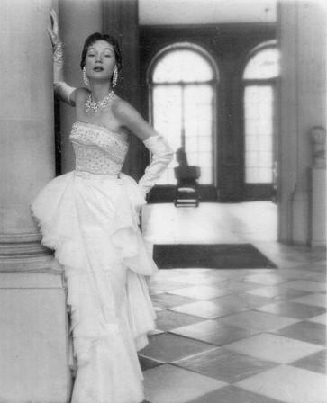 Henry Clarke:фотография haute couture. Изображение № 19.