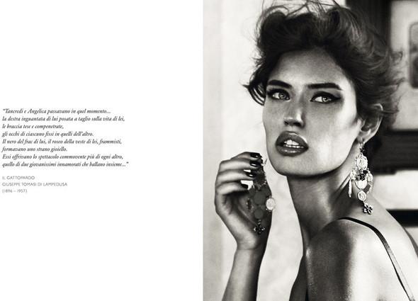 Кампании украшений: Dolce & Gabbana, Tiffany & Co и H. Stern. Изображение № 7.