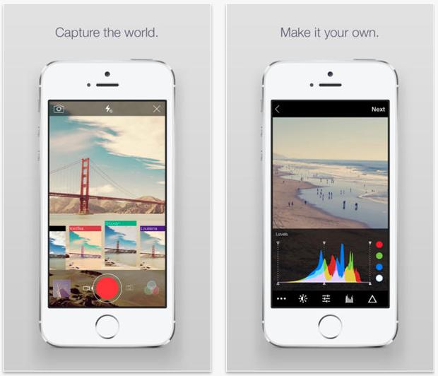 Flickr опубликовал новые приложения для iOS и Android. Изображение № 1.
