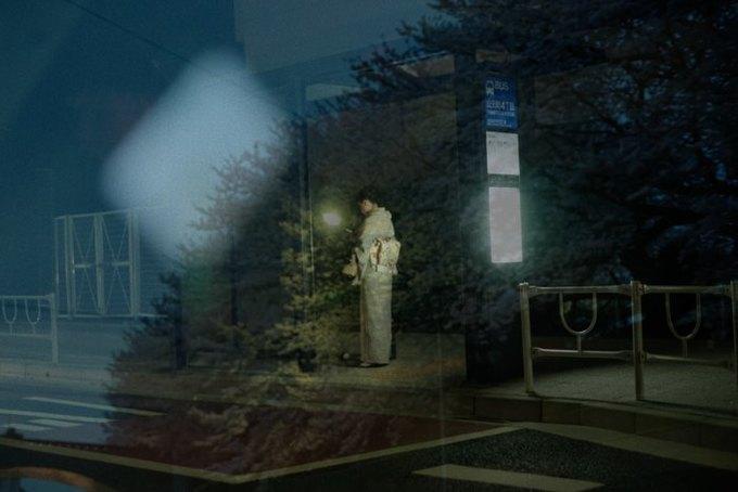 Таксист-фотограф снимает ночной город. Изображение № 2.