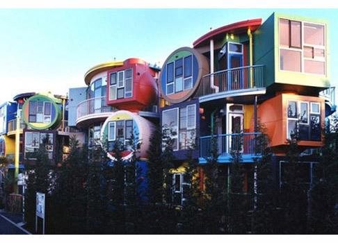 Изображение 55. 10 необычных жилых кварталов.. Изображение № 46.
