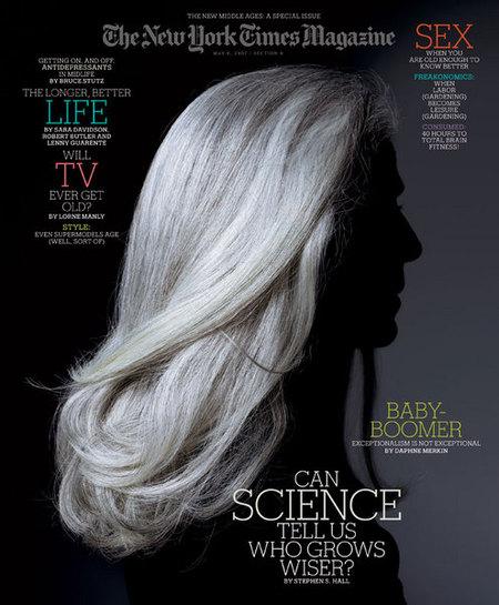 Лучший журнальный дизайн Серебро. Изображение № 40.