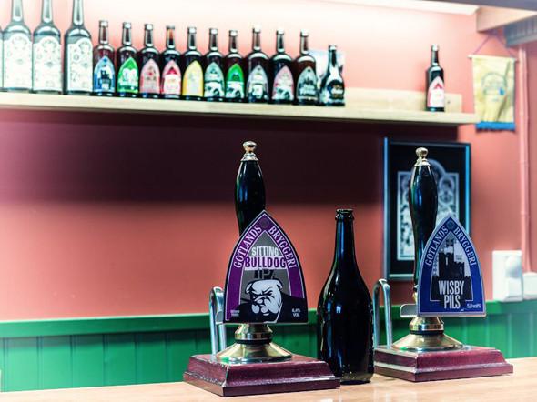 Пивоварня в Висбю. Изображение № 34.