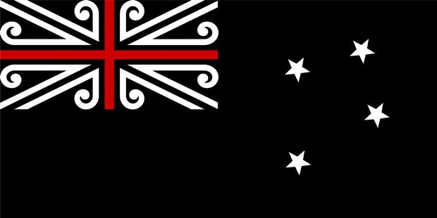 Новая Зеландия показала 40вариантов нового флага. Изображение № 35.