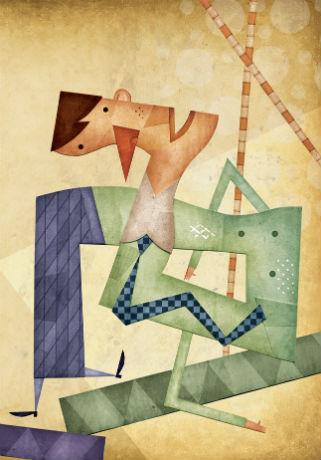 Новые имена: 15 молодых иллюстраторов. Изображение № 147.