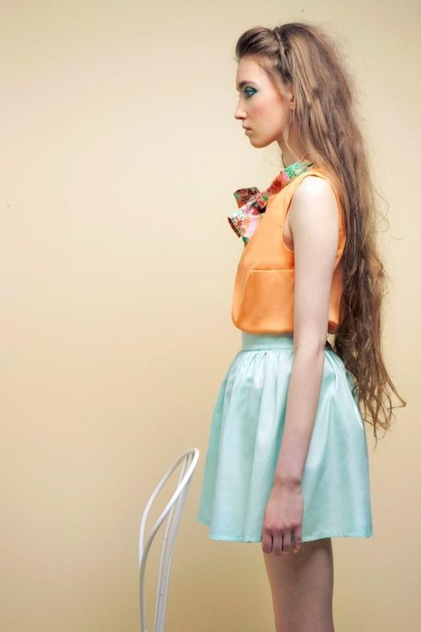 """Коллекция ANaзarova """"BLOSSOM"""" Summer 2012 для BACKSTAGE showroom. Изображение № 11."""