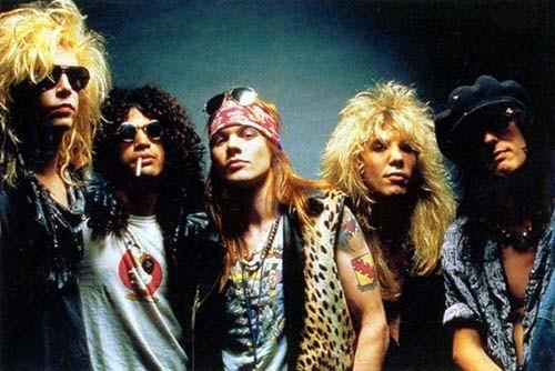 Guns N' Roses. Изображение №5.