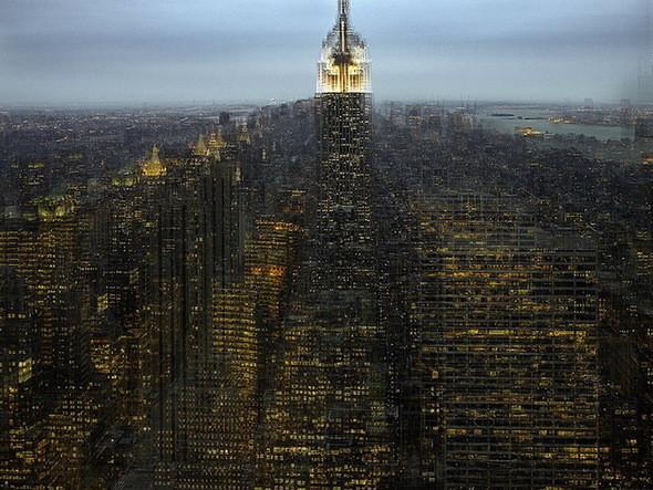 Изображение 1. Серия Zooming In an Out of New York .. Изображение № 1.