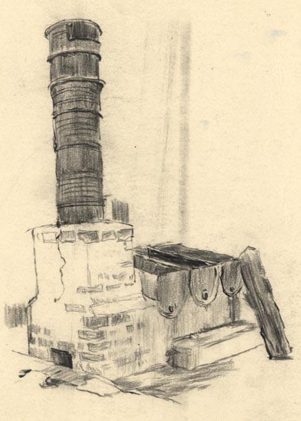 Американские иллюстраторы 40–60гг. ЧАСТЬ 1. Изображение № 37.