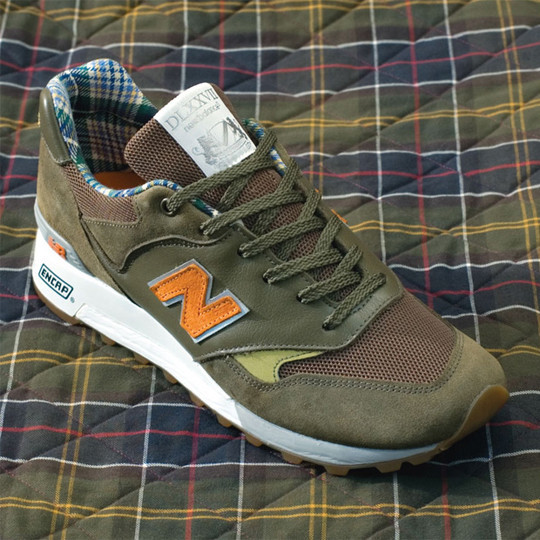 "Size? New Balance 577 ""Estates Pack"". Изображение № 3."