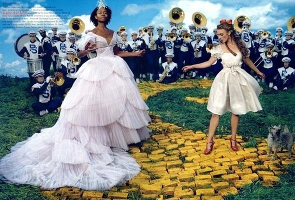 Кира Найтли/Vogue US. Изображение № 4.