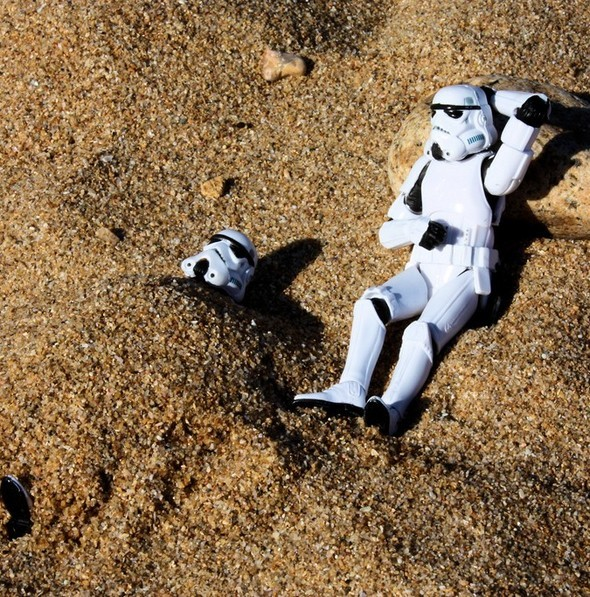 Stormtroopers dayoff. Изображение № 18.