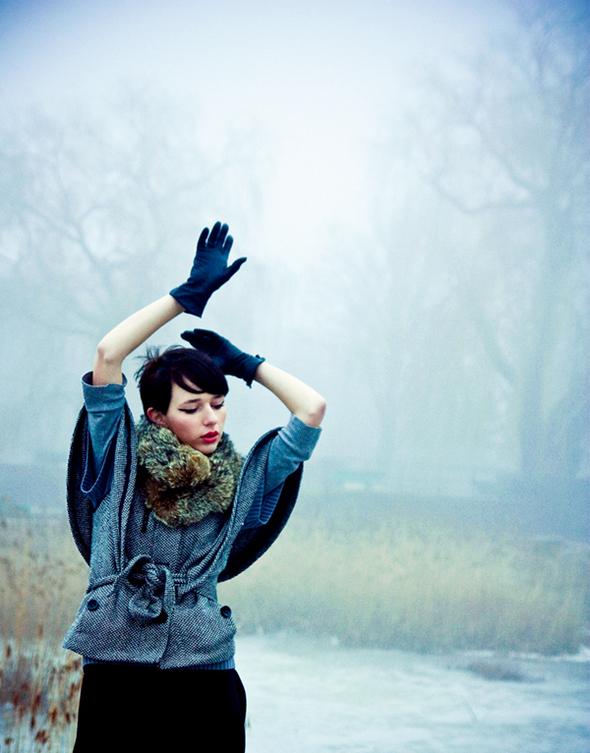 Алиса Самсонова. Портрет. Изображение № 1.