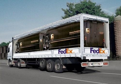 Потрясающая реклама на грузовиках. Изображение № 5.