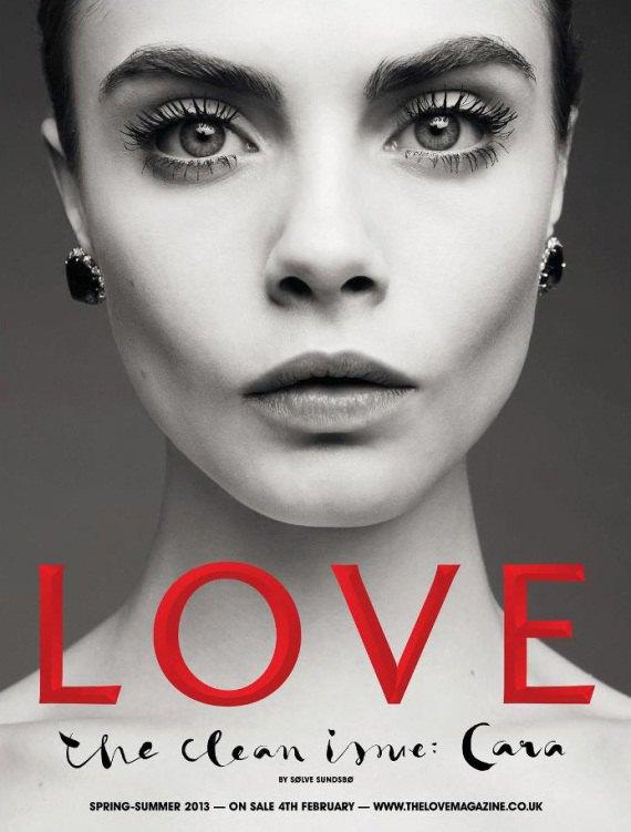 Love, Vogue и Zoo показали новые обложки. Изображение № 1.