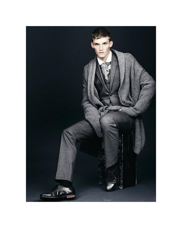 Лукбук: H&M Fall 2011 Menswear. Изображение № 3.