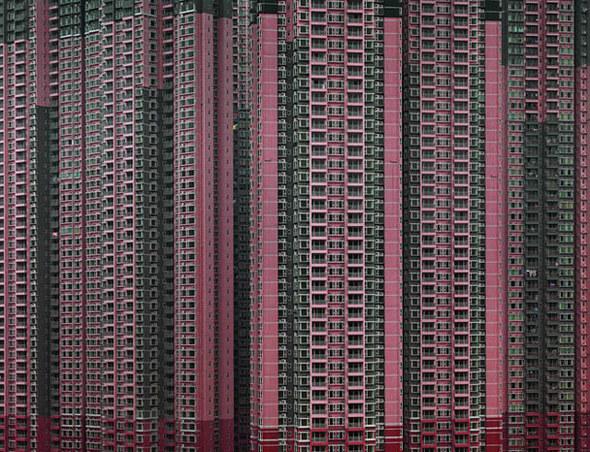 MIchael Wolf- бесконечные окна Гонконга. Изображение № 4.
