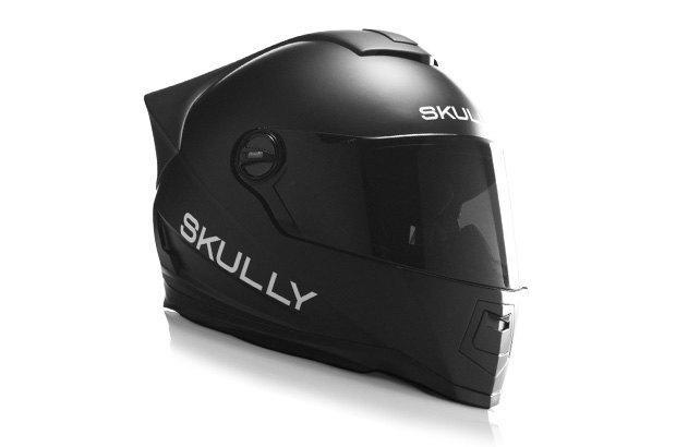 «Умный» мотоциклетный шлем собрал 870 тысяч долларов за два дня . Изображение № 6.