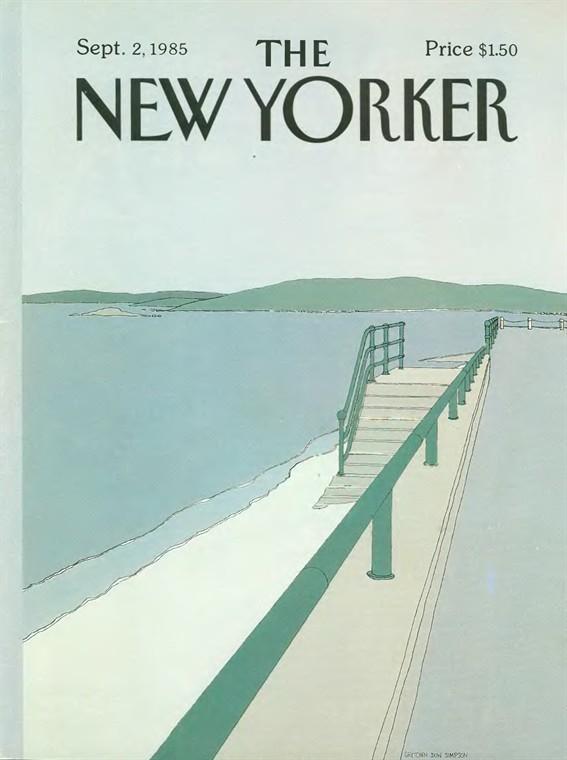 Обложки TheNew Yorker. Изображение № 61.