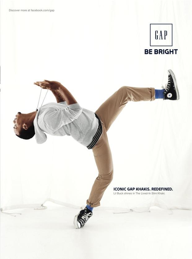 Новые кампании Gap, H&M, Missoni, Wrangler и Neiman Marcus. Изображение №2.