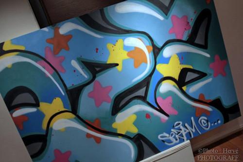 Граффити-аукцион. Изображение № 13.